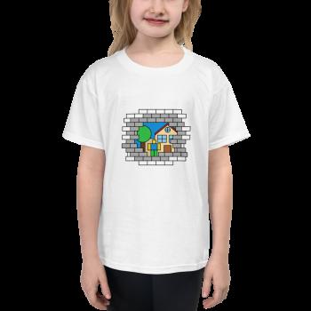 Brick Scene Kids T-Shirt