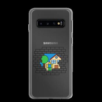 Brick Scene Samsung Phone Case