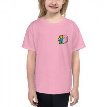 Falling Noob Kids T-Shirt