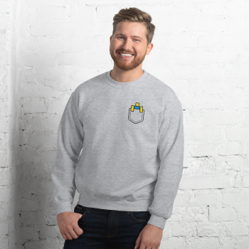 Pocket Noob Sweatshirt