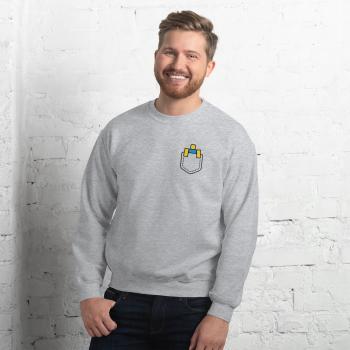 Pocket Noob Sweatshirt