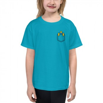 Pocket Noob Kids T-Shirt